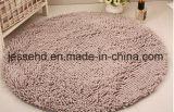 Precio más bajo de microfibra de chenilla alfombras de poliéster