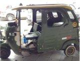Freno a tamburo elettrico del asse posteriore 220mm del veicolo indiano di Bajaj per il passeggero