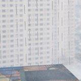 [توب قوليتي] صلبة يحاك نسيج رقيق ستار مطبّقة ([18ف0096])
