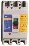 Contacto de plata de cobre rojo MCCB MCB del cm-1 4 poste 630A del corta-circuito de la caja del molde