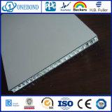 Painéis de alumínio do favo de mel de HPL para o material da decoração