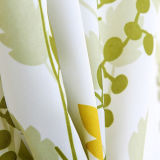 상해 DPF 직물 호텔 목욕탕 리넨 100%Polyester는 샤워 커튼을 방수 처리한다