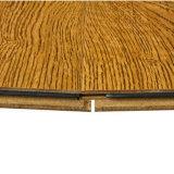 Plancher extérieur antique de stratifié de chêne de roche