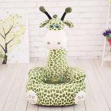 قطيفة ليّنة حيوانيّ زرافة طفلة أريكة [تتمي] كرسي تثبيت مقادة