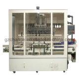 Máquina de rellenar del producto corrosivo del agua de Galss del producto de limpieza de discos de Toliet del blanqueo de la botella