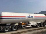 ASME LPGタンクトレーラー50のCBM M3のガスのタンカーの価格