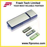 Klassisches förderndes Plastic&Aluminum USB-Blitz-Laufwerk für angepasst (D103)