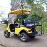 2 Seater Hollidayの村のための電気ハンチングゴルフカート