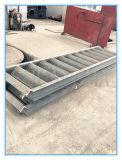 Échelle de structure en acier pour marine