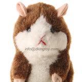 OEM de Leuke Levensechte Hamster van het Stuk speelgoed van de Pluche Dier Gevulde