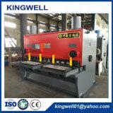 De betrouwbare Machine van het Staal van het Metaal van ISO Gediplomeerde Hydraulische Scherende (QC11Y-20X2500)
