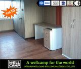 Wellcamp Fabrik-Zubehör-beweglicher Luxus-vorfabriziertes Landhaus