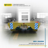 Carrinho de plataforma da linha de eléctrico Carrinho de Produtos Metálicos