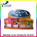 Farbenreicher schöner kundenspezifischer Pappprodukt-Schaukarton