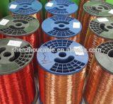 Провод магнита применения домочадца изолированный эмалью алюминиевый