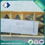 Шимма карбида вольфрама Zzjg для вставок CNC