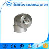 T forjado de solda de soquete de aço carbono A105 de alta qualidade