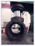 Roulement et dépliement de plaque en acier