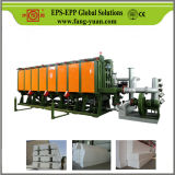 Fangyuan CE Lost Foam Máquina de moldagem em bloco EPS