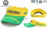 Gorra de visera Sun Marathlon para deportes con logotipo de bordado 3D