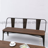 Restaurante Metal Estilo Industrial personalizado conjunto de móveis (SP-CT772)