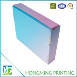 Impreso a todo color de papel caja de cartón de embalaje Camisa