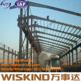 Entrepôt industriel/Worshop/structure métallique de centrales, fondation en acier