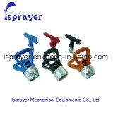 Vario protector privado de aire de alta presión de la boquilla de aerosol de la pintura