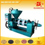 Chauffage automatique avancé Machine à presse électrique à huile végétale Yzyx120-8wk