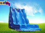 Надувные слайды для прыжков на открытом воздухе