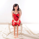 Boneca real chinesa do amor da rapariga 140cm