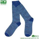 El fabricante del calcetín hace sus propios calcetines del equipo