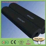 Pipe en caoutchouc de mousse d'isolation d'Isoflex pour la conduite d'eau d'usine