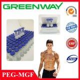 Esteróide 2mg liofilizado de Peg-MGF do produto químico Peptide farmacêutico para a perda de peso