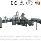 Высокий уровень выходного сигнала пластиковые перерабатывающая установка для РР Jumbo Frames утилизации подушек безопасности