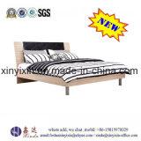 두바이 아파트 침실 가구 간단한 나무로 되는 침대 (B05#)