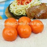 Prezzo basso di promozione Arance Modello di frutta artificiale