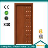 Personalizar a porta de madeira pintada Compoiste do folheado de madeira