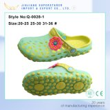 Stylish Candy Color Child Clog Kid Beach Shoes
