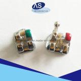 Fabbrica della Cina per le parentesi ortodontiche del metallo nel fornitore della Cina