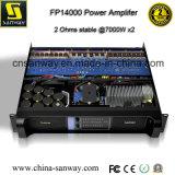 2CH Professional Audio vermogen Mosfet versterkers, Audio Mixer Line Array PA luidsprekers Sound Stereo Versterkers (FP14000)