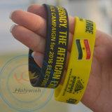 Braccialetto astuto del Wristband del silicone di 2016 modi con il vostro marchio