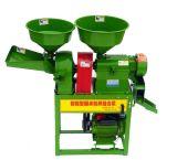 Стан риса зернокомбайна с точильщиком