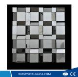 Зеркало вычуры круглой формы/зеркало стены металла