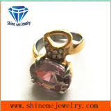 Ring van de Steen van de Juwelen van de Manier van de Juwelen van Shineme de Purpere