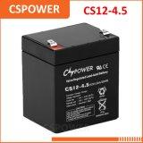 escalas eletrônicas 6V 4.5ah CS6-4.5D da luz da bateria recarregável de 6V4.5ah 20hr