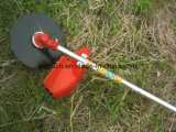 Cortador de escova da gasolina/ajustador profissionais 52cc da grama