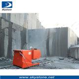 Granit Marmor Quarry Drahtsägemaschine