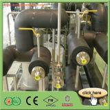 Tube en caoutchouc de mousse d'isolation de résistance de la corrosion avec le papier d'aluminium