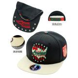 余暇の帽子6のパネルの平らな縁の急な回復の帽子の帽子